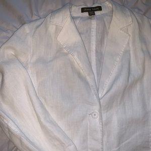 Tommy bahama linen blazer